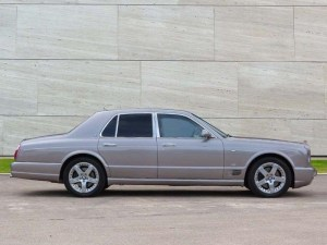 Bentley Arnage limo hire birmingham prices