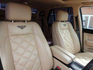Bentley Arnage T promo cars for hire Birmingham