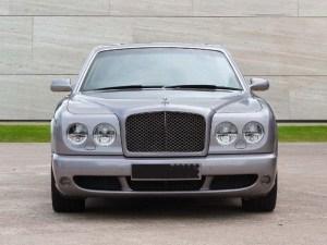 Bentley Arnage T Sports cars