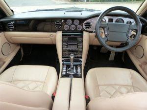 Bentley Arnage T Cheap Promo Car Hire Birmingham
