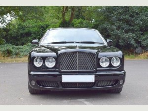 Bentley Arnage supercar hire