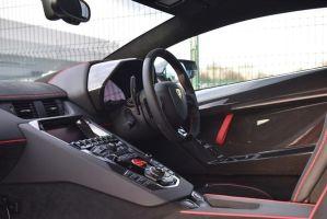 Lamborghini AVENTADOR LP750 limousine hire birmingham