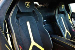 Lamborghini Aventador wedding car hire in birmingham