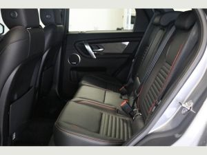 Land Rover Discovery Sport limo hire birmingham prices