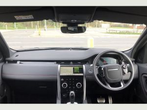 Land Rover Discovery Sport wedding car hire in birmingham