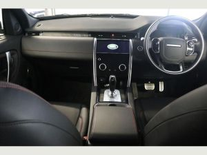 Land Rover Discovery Sport limo hire birmingham