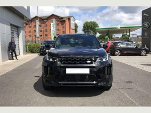 Land Rover Discovery Sport prom cars for hire birmingham