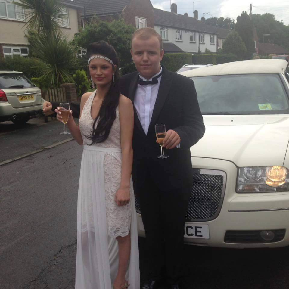 Birmingham Limo Hire Service for couples