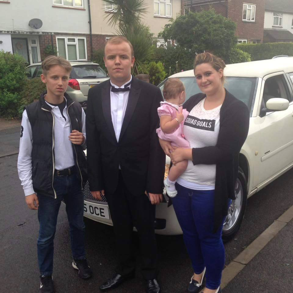 Family Out Birmingham Limo Hire