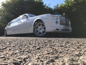 Rolls Royce Limousine Hire Birmingham