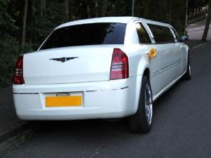 Chrysler C300 Baby Bentley Limos in Birmingham