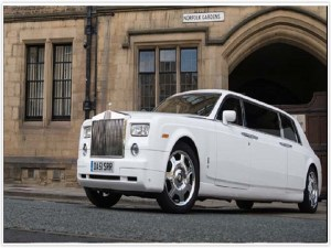 Rolls Royce Hire Limo