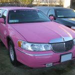 Pink Limo Hire Birmingham London