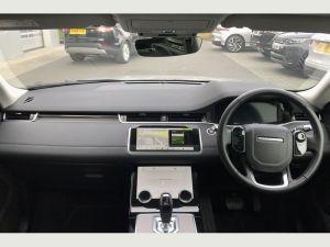 range rover evoque prestige car hire