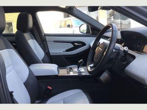 range rover evoque sports car hire