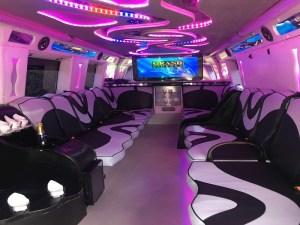 Elite Party Bus Limos in Birmingham