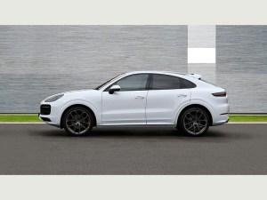 Porsche Cayenne Chauffeurs Hire London Prestige Car