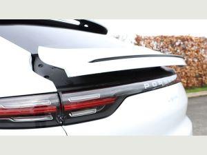 Porsche Cayenne Chauffeurs Hire London UK
