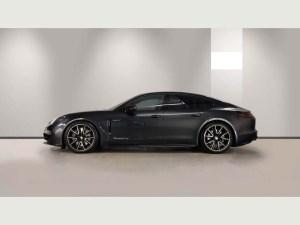 Porsche Panamere Chauffeur Hire London Prestige Sports Car