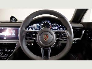 Porsche Panamere Chauffeur Hire London Sport Car
