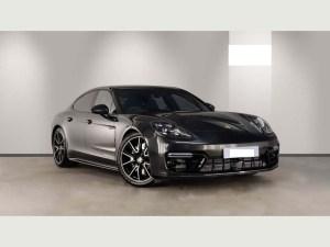 Porsche Panamere Chauffeur Hire London Supercar UK