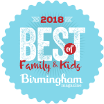 Best of Birmingham Family and Kids Award