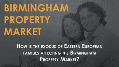 "Photo of How is the ""Exodus"" of Eastern Europeans Affecting the Birmingham City Centre Property Market?"