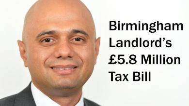 Photo of Birmingham City Centre Landlord's £5.8m Tax Bill