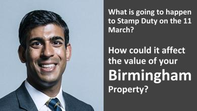 Photo of Jewellery Quarter Property Market – What is going to happen to Stamp Duty on 11 March?