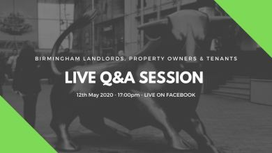 Photo of Live Property Q&A Session