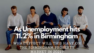 Photo of As Unemployment hits 11.2% in Jewellery Quarter, What Effect Will This Have on the Property Market in 2021?