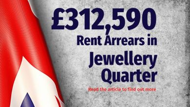 Photo of Jewellery Quarter Buy-to-Let Landlords Owed £312,590 in Unpaid Rent. Rogues or Saviours?