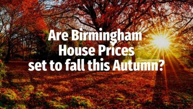 Photo of Are Birmingham City Centre House Prices Set to Fall this Autumn?