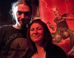 E_Headbanger's Ball (060) Joe & Heidi 'We've had a really good day and eveyone's so friendly' - LR