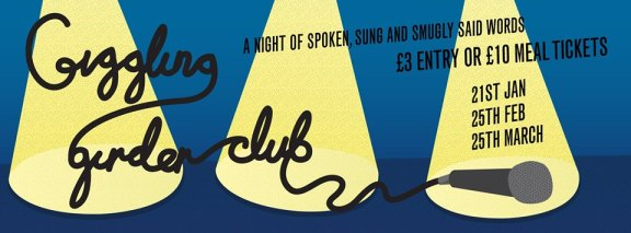 PREVIEW The Giggling Girder Club @ The Church (Hockley), Tues 21st Jan