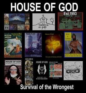 House of God 21st Anniversary