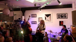 Louise Petit & band @ Ort Cafe, Sat March 1st - courtesy of www.spencecaterphotography.com