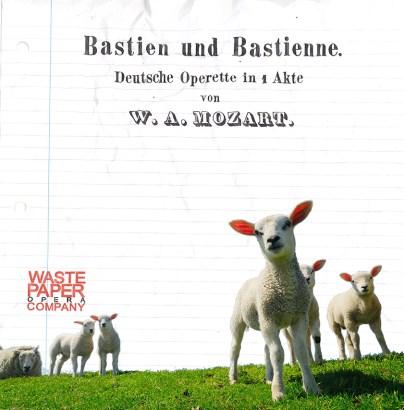 Waste Paper Opera Company's Bastien und Bastienne