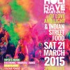 Shaanti Holi Rave - Artwork - sm