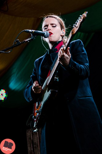 Anna Calvi @ Moseley Folk Festival '15 / By Rob Hadley - Indie Images, for Birmingham Review