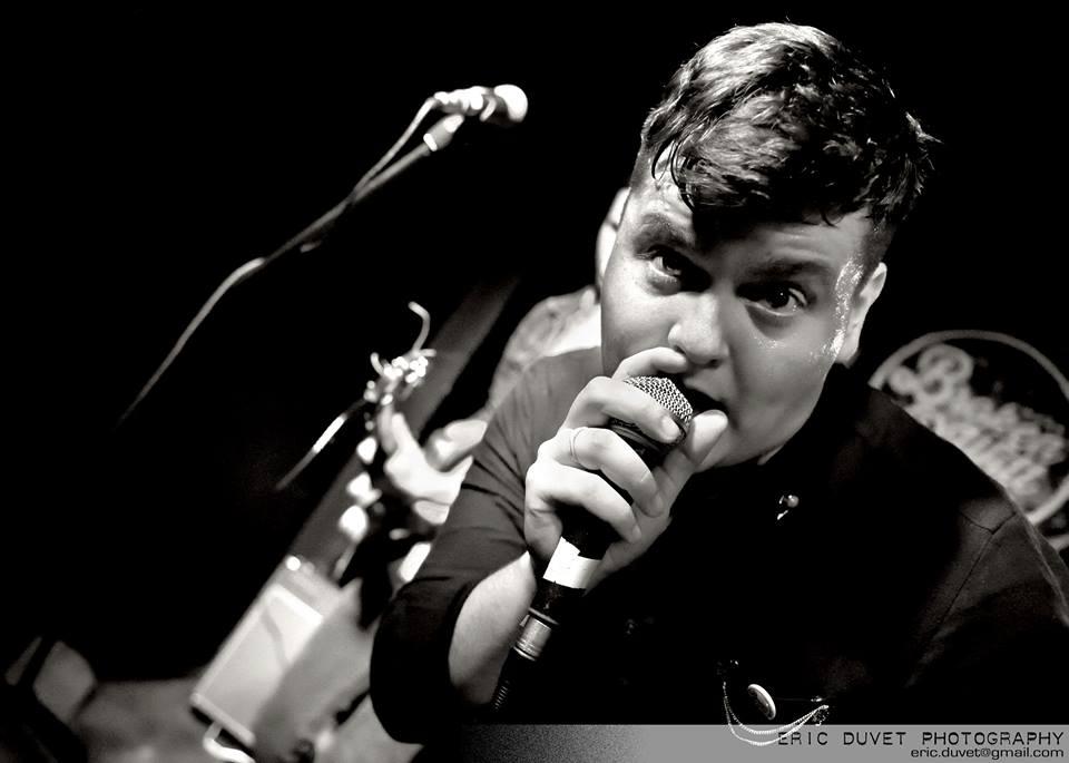 Broken Witt Rebels @ Sunflower 15.04.16 - Eric Duvet #2