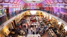 Edwardian Tea Rooms - Birmingham Musuem & Art Gallery