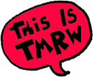 This is Tmrw - logo trans