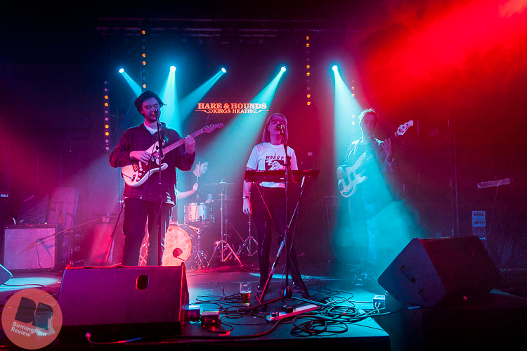Chartreuse – supporting Dorcha @ Hare & Hounds 22.12.16 / Rob Hadley © Birmingham Review