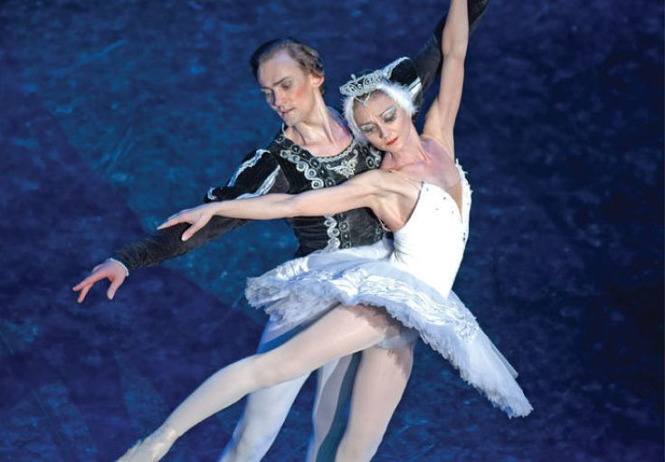 BPREVIEW: Swan Lake @ Symphony Hall 07.01