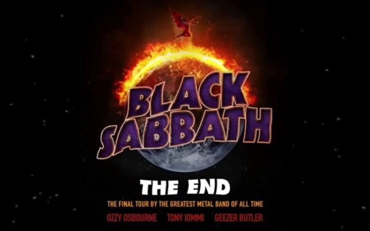 BPREVIEW: Black Sabbath - The End Tour @ Genting Arena 02&04.02