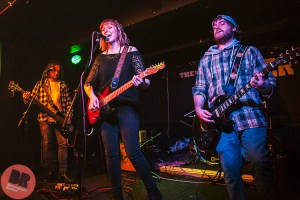 BREVIEW: MUTT – supporting Rews @ The Flapper 15.02.17 / Paul Reynolds © Birmingham Review