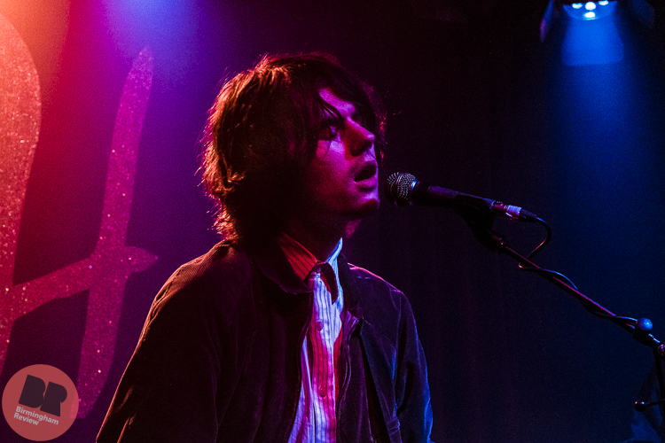 The Lizards – supporting Hidden Charms @ Hare & Hounds 16.02.17 / Rob Hadley © Birmingham Review