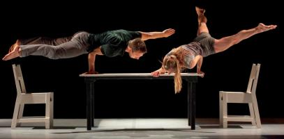 BREVIEW: Imbalance @ The Patrick Centre 27.04.17 / Moving Productions