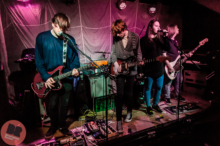 The Dream Collective @ Counteract's 7th Birthday 22.04.17 / Rob Hadley - Birmingham Review